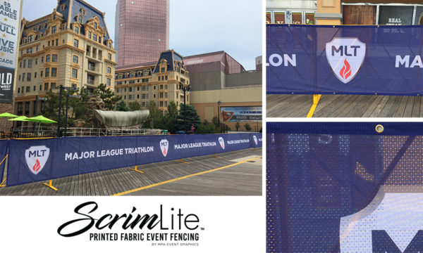 ScrimLite Fencing at MLT Atlantic City
