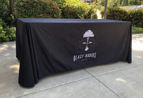 6' Non-Fitted Table Cover