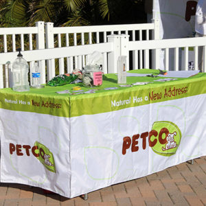 Outdoor Fitted Table Cover